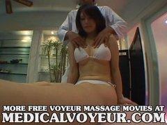 Young Model Massage Orgasm Part 1