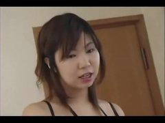 Asian Sucks Her Subs Dick And Rims His Ass